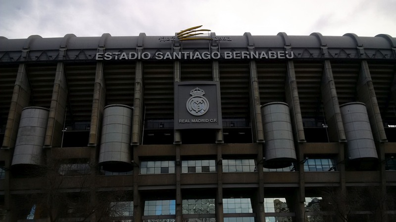 Estadio Santiago Bernabéu: Stadion von <strong>Real Madrid</strong>